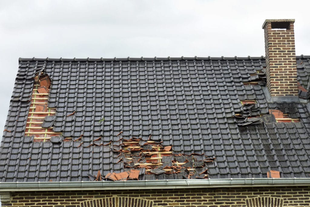 Roof Damage Insurance Claims Lawyer in Florida