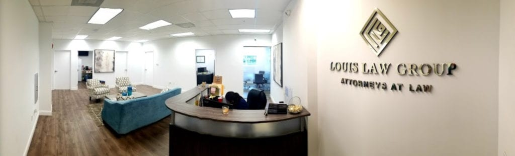 Louis Law Group Office
