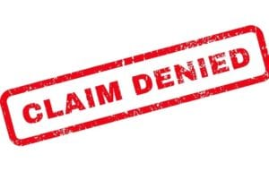 There are ways to avoid having your claim being denied