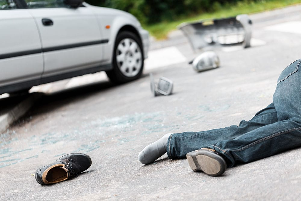Pedestrian Accident Lawyer Miami