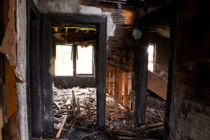 Fire Damage Property Claim Lawyer - Louis Law Group